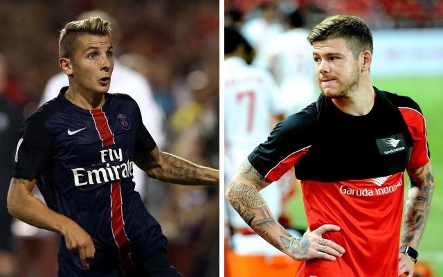In depth tactical & technical comparison – Alberto Moreno v Lucas Digne – deciding who should start for Liverpool