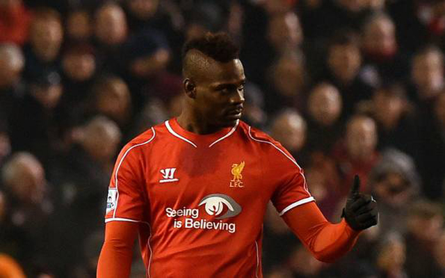 Mario Balotelli tactfully responds to offer from third division Italian club