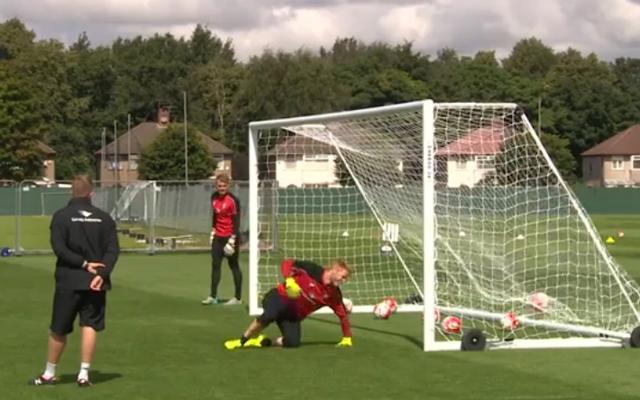 (Video) Emre Can fools Adam Bogdan with brilliant paneka in training
