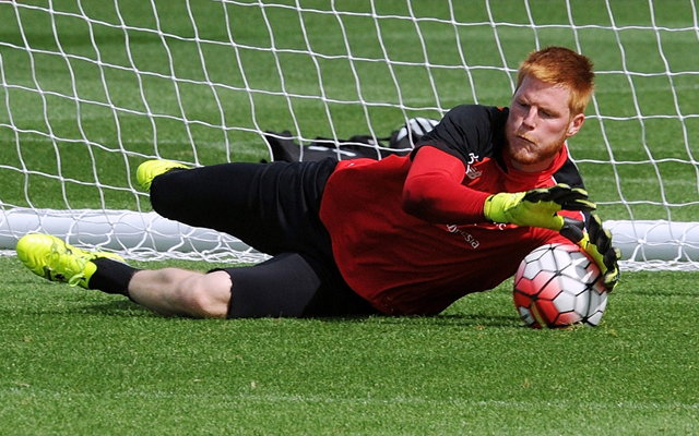 Liverpool keeper has torn his ACL and is out for the season