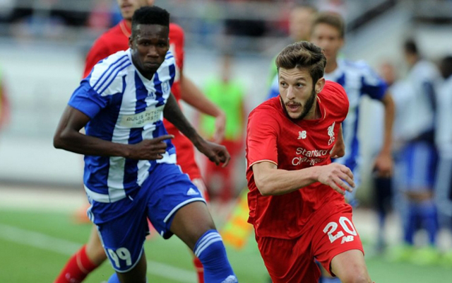 Adam Lallana desperate to continue perfect start against former club