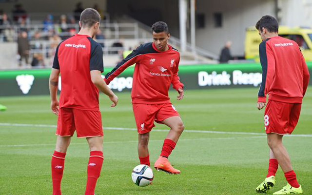 Liverpool announce loan deal for Brazilian midfielder Allan Rodrigues