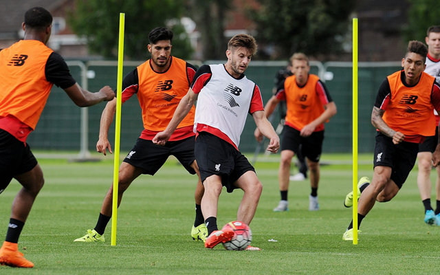 Adam Lallana talks closest Liverpool friends, personal targets & rivals for the left-wing spot
