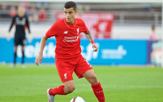 Great Coutinho interview shows how happy he is in Liverpool and how he could become even better