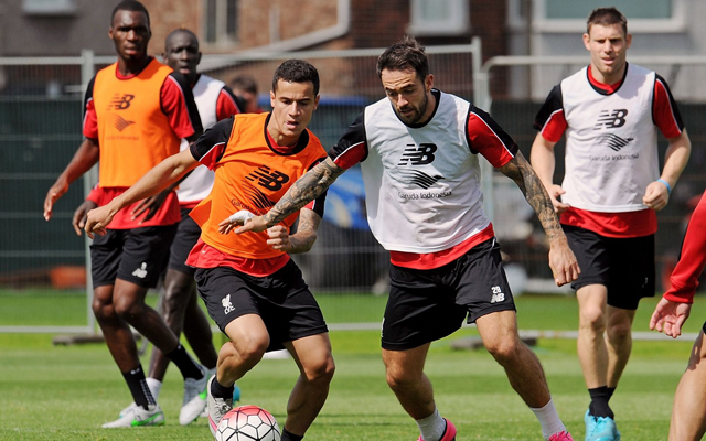 (Video) Eye-opening LFC shooting drill; Ings on fire, Manninger saves & Coutinho told-off