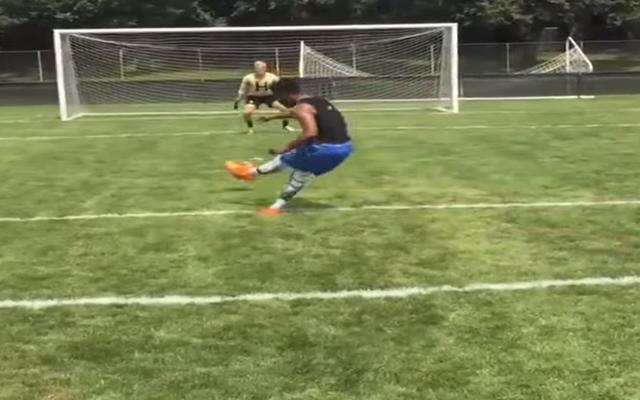 (Video) Daniel Sturridge continues encouraging training ground comeback