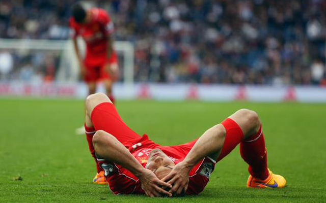 Dejan Lovren apologises for West Ham horror show