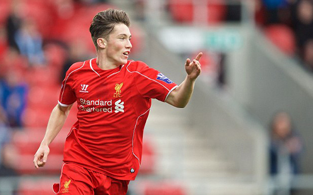 Liverpool U23s announce new captain ahead of 2016/17 kick-off