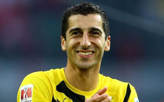 The Daily Mirror goes full '2013' & recycles mindnubming Mkhitaryan to Liverpool rumour