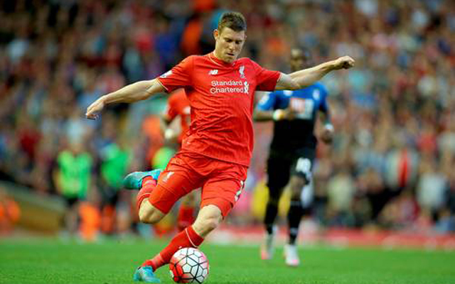 Milner explains where this Liverpool side ranks in terms of the best teams he's played in