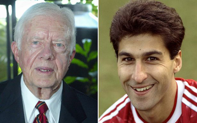 Ex-Liverpool star hilariously mistaken for former US President on Twitter