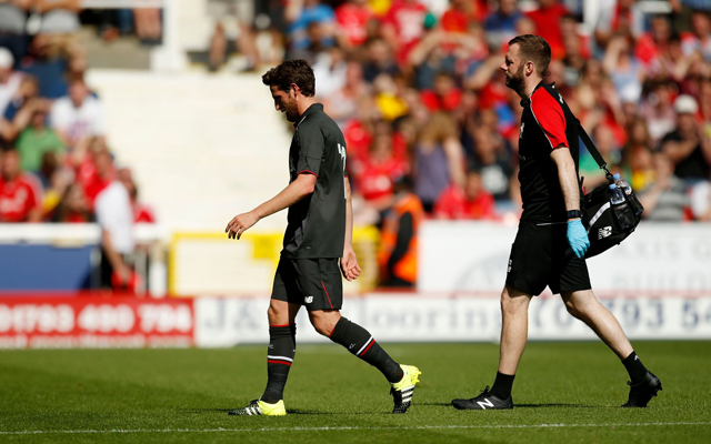 Young Liverpool duo called up to full Wales squad; Joe Allen out through injury