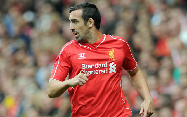 Jose Enrique: Spaniard's Liverpool career is over; free to find a new club