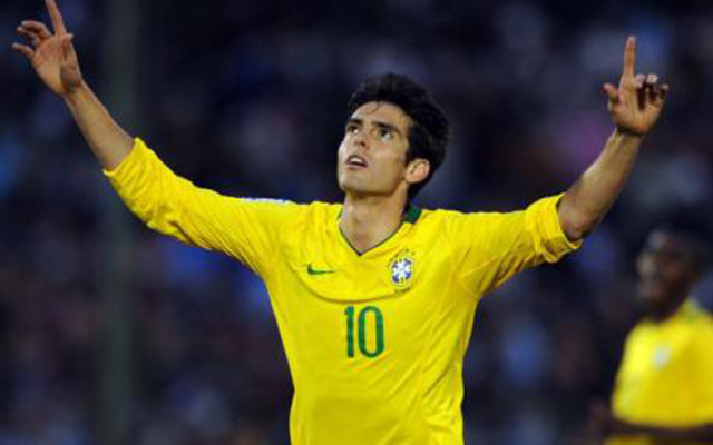 Kaka explains why Firmino is joint-best striker in the world
