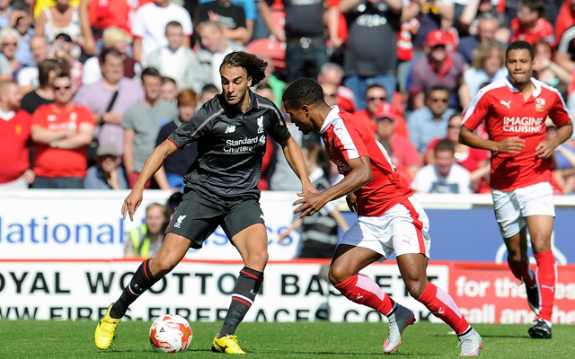 Respected journalist reckons Liverpool will aim to sell Lazar Markovic in the summer