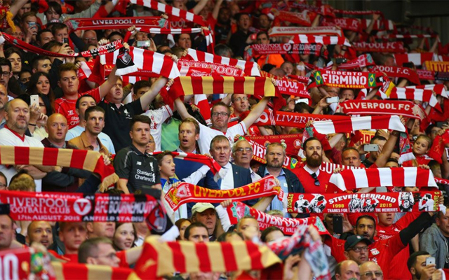 Liverpool supporters group begins consultation on return of safe standing at Anfield