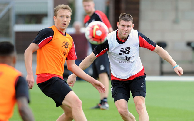 (Video) Watching five minutes of Liverpool play 5-a-side in training is eye opening – Milner's intensity/attitude unbelievable