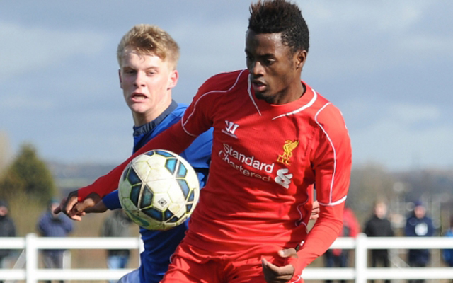 Leeds United sign former Liverpool Academy star Madger Gomes