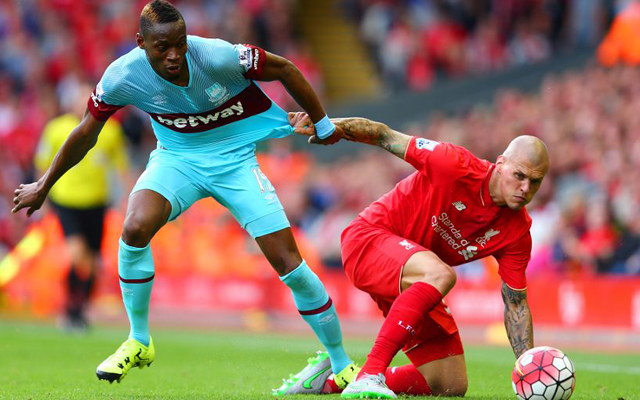 Martin Skrtel is mad for Liverpool new-boy