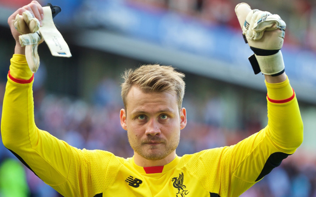 Simon Mignolet reveals why he turned down Liverpool's number one shirt