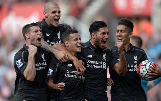 Liverpool's five best players so far this season, including three new signings and Simon Mignolet