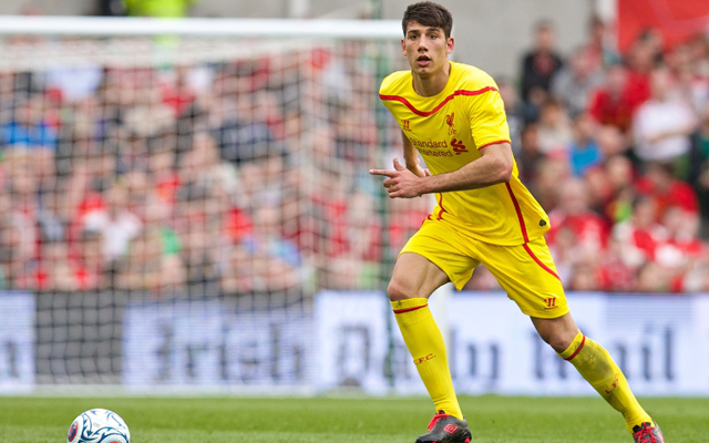 Liverpool confirm sale of Spanish defender