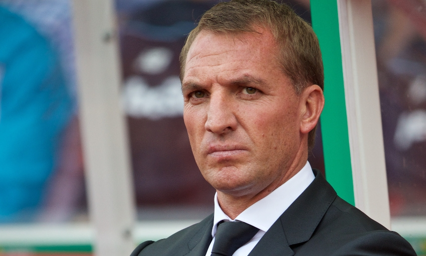 Brendan Rodgers explains why he's picking weakened Liverpool side
