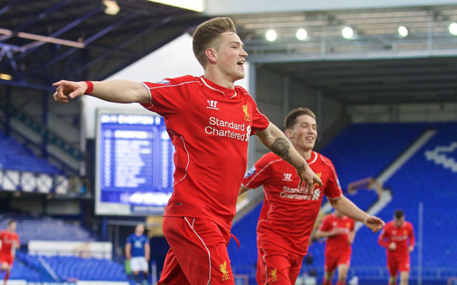 Promising young Liverpool star agrees loan deal