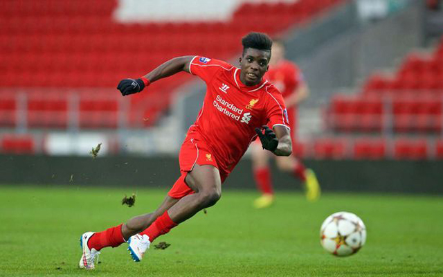 Sheyi Ojo talks first Liverpool goal and what he wants from Wolves loan move