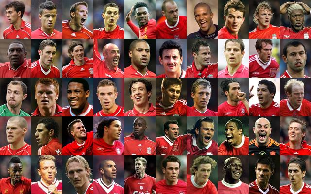 Liverpool's Greatest 50 players of the Premier League era – From Titi Camara to Steven Gerrard