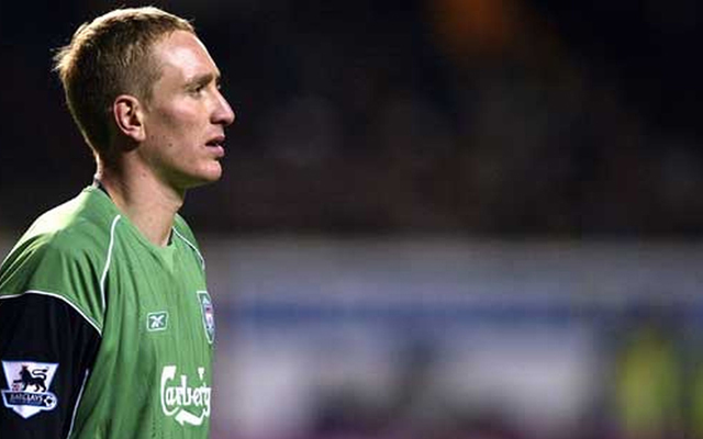 Former Liverpool keeper walks out on new club after just two months
