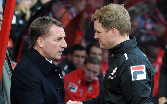 How Liverpool fans reacted to Brendan Rodgers' unchanged XI…