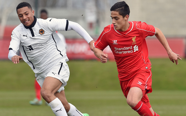 Two young Reds called up for England U19s – but Sheyi Ojo misses out