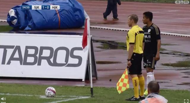 (Video) Liverpool wonderkid Allan Rodrigues scores direct from corner