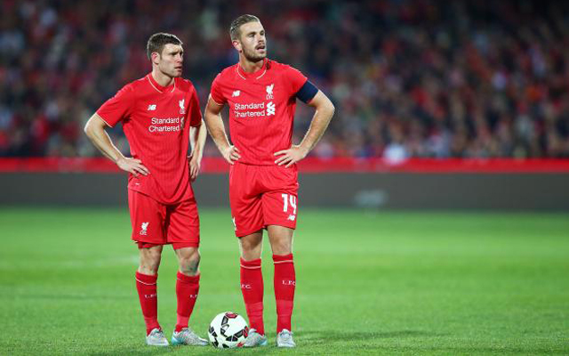 Milner does something he hates because it's his mate Henderson's birthday!