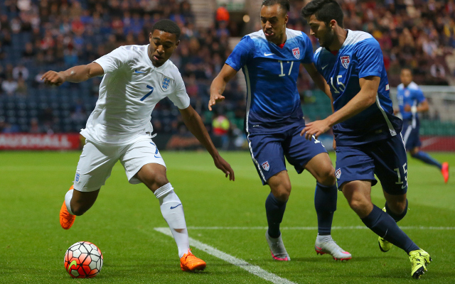 Roy Hodgson admits he likes Jordon Ibe but refuses to be drawn into tactical call-up debate