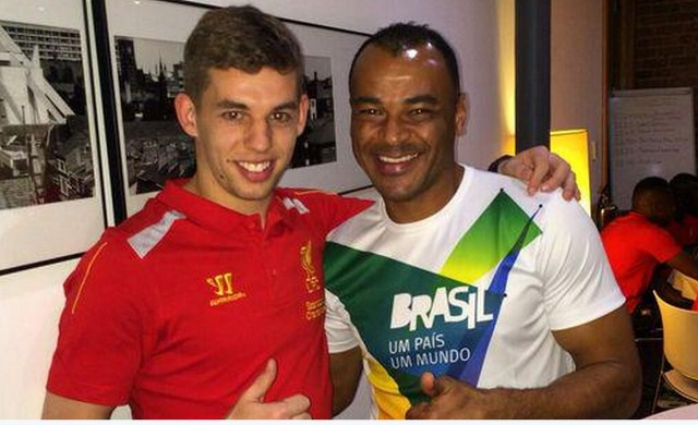 Cafu goes wild for Jon Flanagan, potentially one of the 'best fullbacks in world'