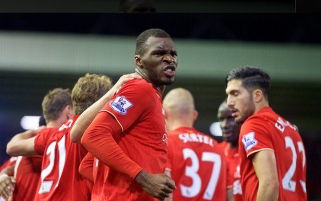 Extremely impressive Benteke stat emerges after Liverpool 1-1 Chelsea