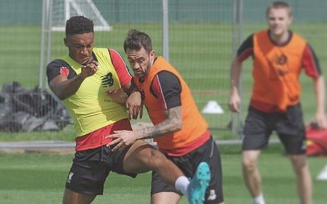 Joe Gomez takes to Instagram to issue joint message with Danny Ings
