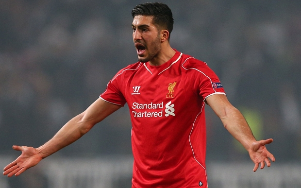 Emre Can passed fit as Liverpool get huge injury boost ahead of cup clash