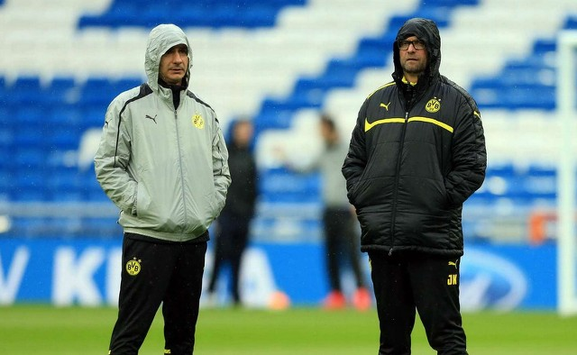 Profiling Jurgen Klopp's backroom staff, including Zeljko 'The Brain' Buvac