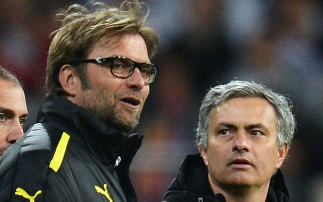 Mourinho slams the timing of Liverpool vs Manchester United clash