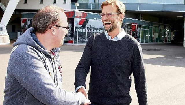 Jurgen Klopp bursts out laughing as Bild journalists asks him about Liverpool – 'Not no, not yes!'