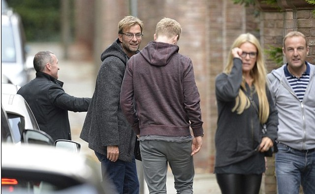 Klopp moves into Rodgers' former £1.2m Sefton Park apartment