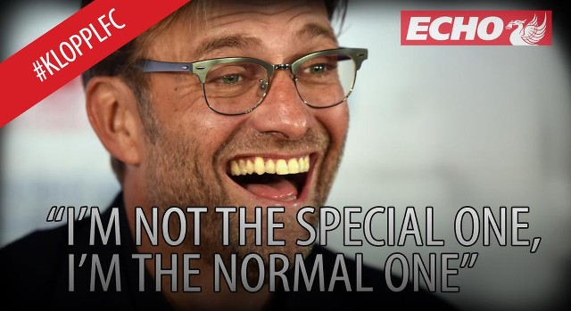 Klopp tells German press that 'Normal One' comment was a mistake