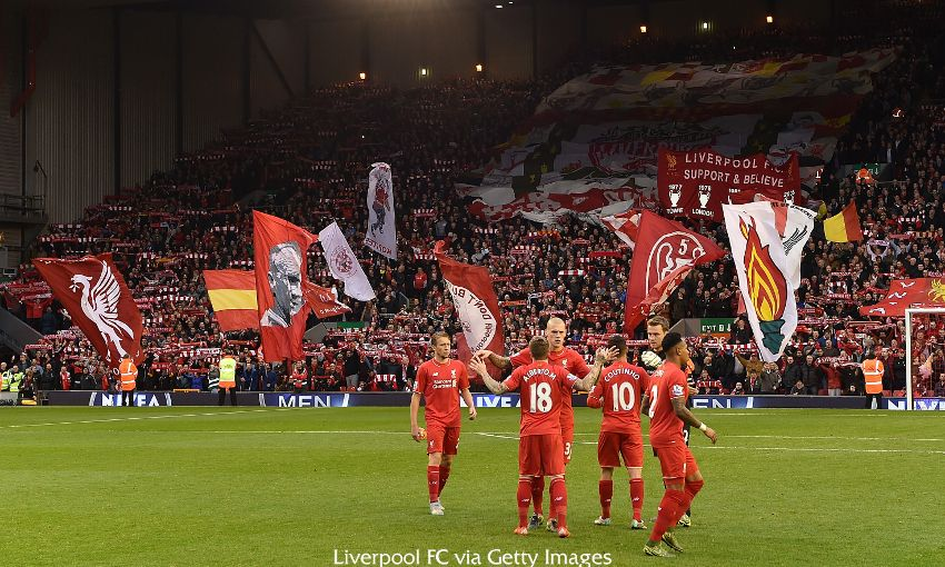 The myth about LFC fans' unreasonable expectations