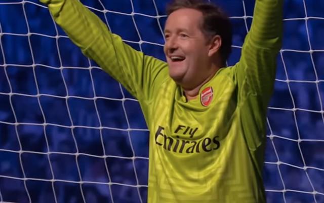 Football fans in HYSTERICS at Piers Morgan's 'Greatest European Night' tweet