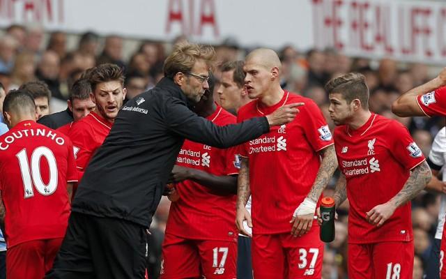 Liverpool player ratings v Tottenham: Sakho & Lucas impressive as Klopp's boys earn excellent point