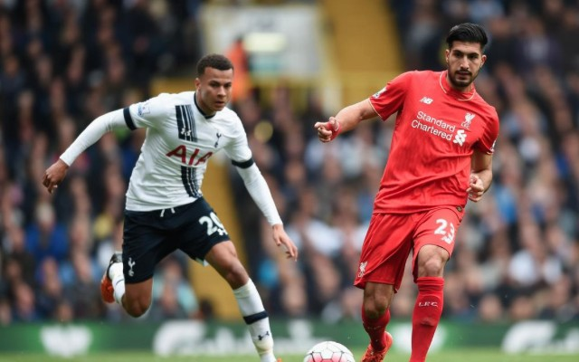 Jurgen Klopp set to name much-changed side for Spurs visit