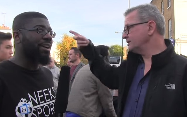 (Video) Chelsea lawyer sacked for 'Scouse Scum' rant!